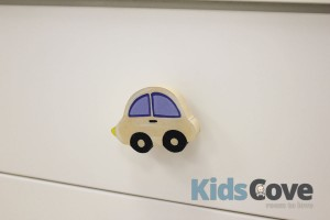 Doorknob - Beige Car