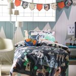 dragonology duvet cover set - dragons & castles - Kids Cove