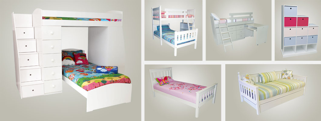 Bedroom Furniture Johannesburg home - kids cove