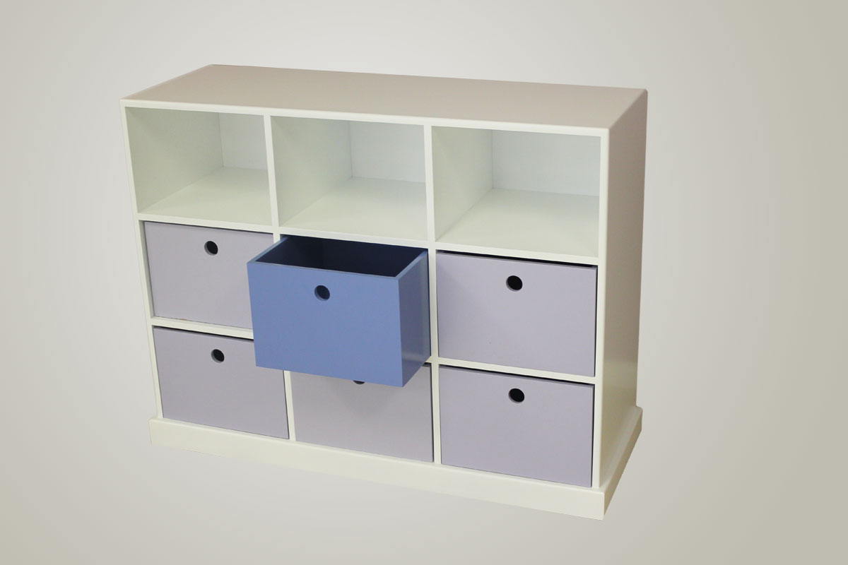 Storage Solutions! - Pigeon Hole Units - Kids Cove