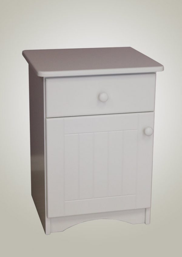 Drawer and Door Pedestal