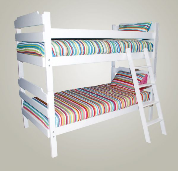 Luke Bunk Bed - simple affordable