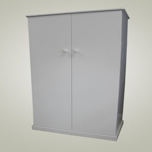 Kids Big Wardrobe Cupboard