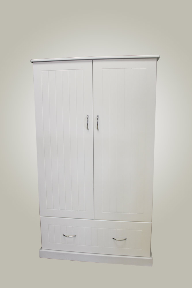 Solid Wood Kids Tongue And Groove Wardrobe Kids Cove