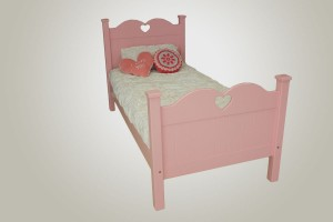Lerato Heart Bed