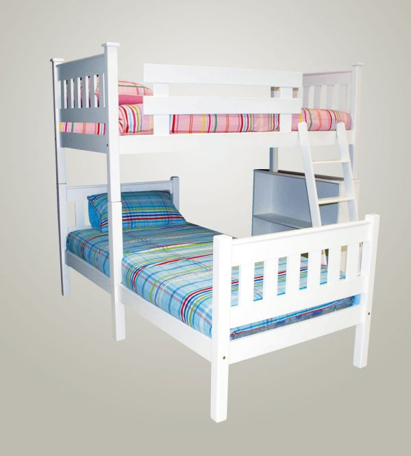 Rory L-Shaped Bunk Bed
