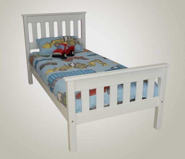 Rory Slatted Bed