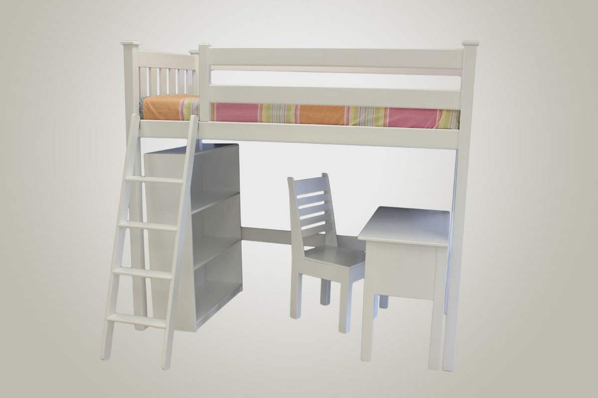 Chairs For Teen Rooms : High Loft Bed from www.tehroony.com size 1200 x 800 jpeg 49kB