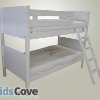 Lola Bunk Bed - Double Bunk (Single or 3 Quarter)