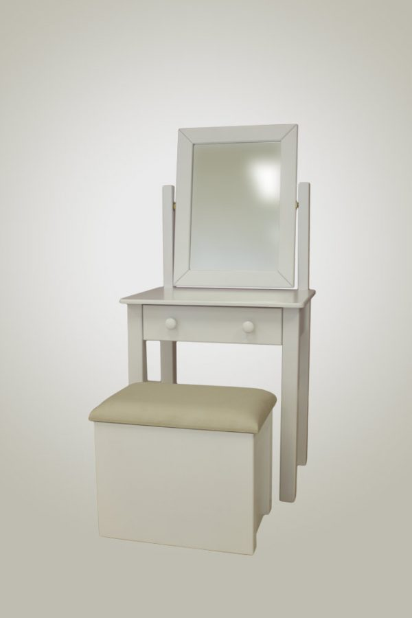 Half dresser (dressing) table