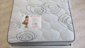 rest assured matrix vito mattress single three quarter