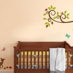 Woodlands Forest Branch Wall Vinyl