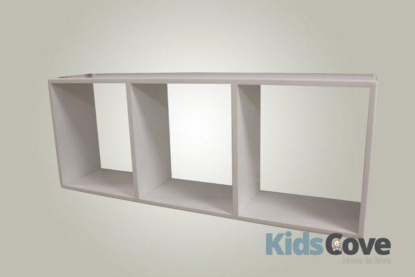 3 Division Wall Shelf