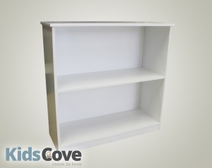 2 Shelf Bookcase Bookshelf