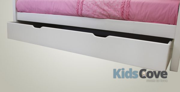 Pull out underbed on wheels (Single and 3 Quart)