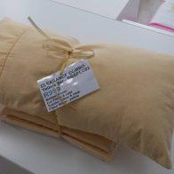 cot bumper cover, cot pillow inner cot pillowcase fitted sheet for standard cot mattress