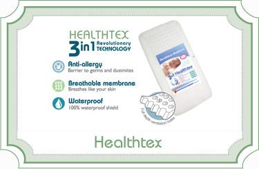 Healthtex Cot Mattress - Kids Cove