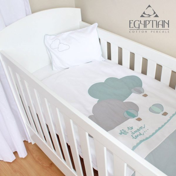 Off to Dreamland Cot duvet cover sets