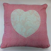 Minnie Heart Scatter Cushion front