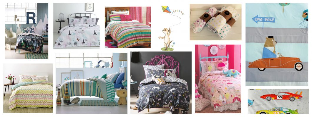 Kids Linen & Bedding - Kids Cove