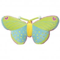 Bonnie butterfly novelty cushion - Kids Cove