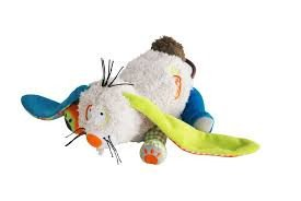Gabin the Bunny Musical Plush Toy - Kids Cove