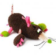 Paul Mole Funky Garden Musical Plush Toy