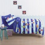 Ahoy There 4-Piece Bed Linen Set - Kids Cove