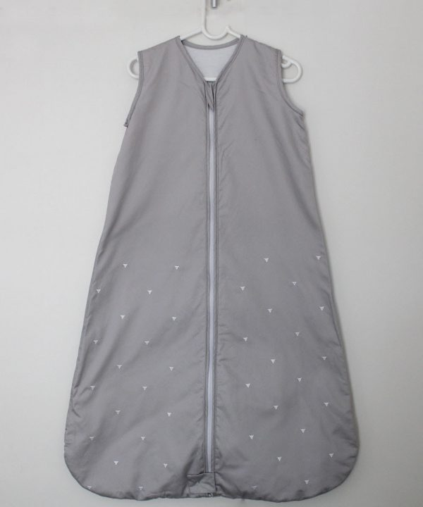 egyptian cotton sleeping bags - grey - Kids Cove