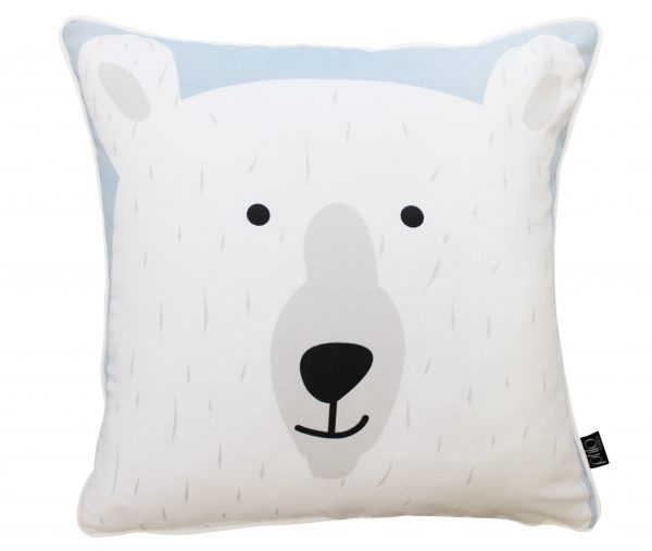 Barry the Bear Scatter Cushion - Kids Cove