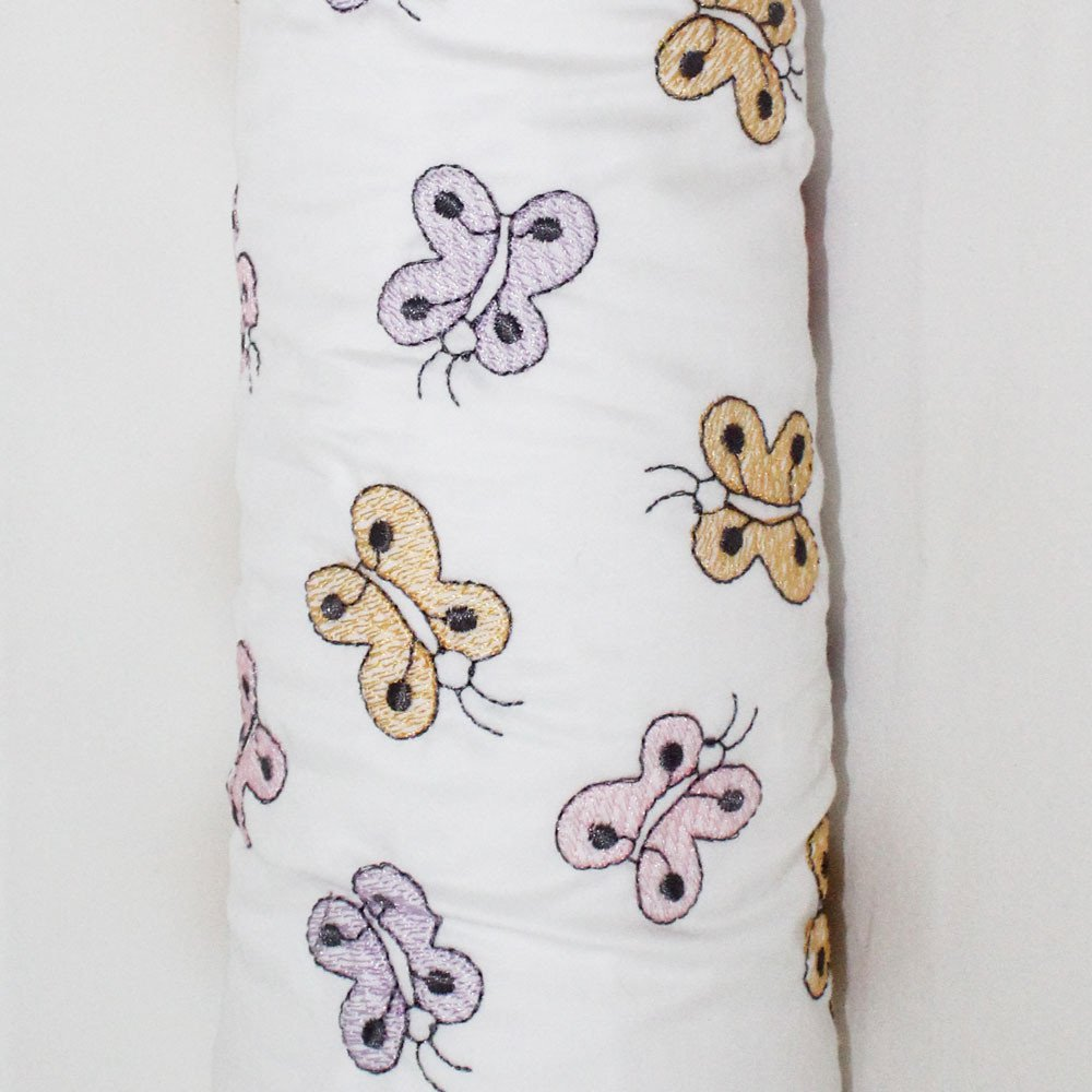 Butterflies cot bumper cover - Kids Cove