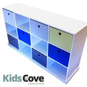 12 division 4 column pigeon hole unit - Kids Cove