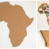 Cork Africa Pinboard - Kids Cove