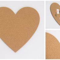 Heart pinboard - Kids Cove