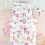 Unicorn Dreams Duvet Cover - Kids Cove