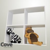 4 division wall shelf - Kids Cove