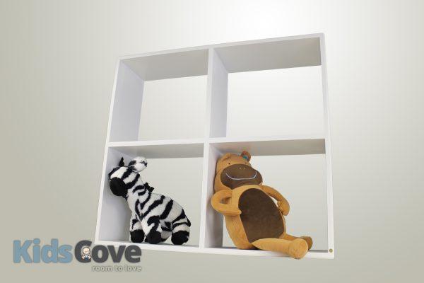 4 division wall shelf - Kids Cove
