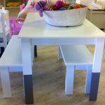 Kids Bench and Chair Set - Kids Cove