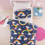 Over the rainbow duvet - Kids Cove