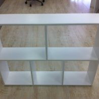 5 division wall shelf - Kids Cove