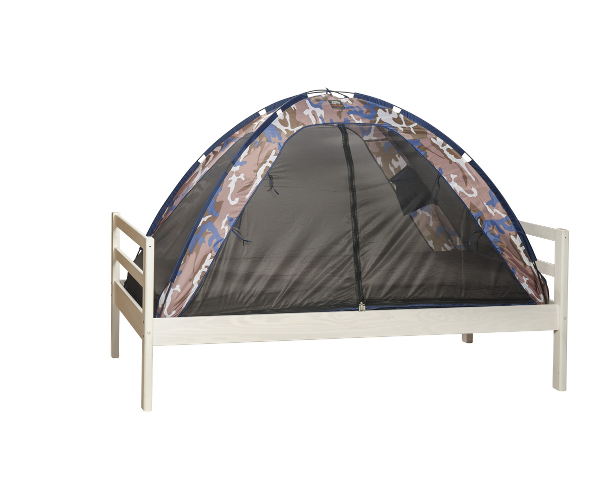 Goede Pop up Single Bed Tent Mosquito Net - light compact portable EL-16