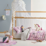 Moondance Pink Duvet Cover - Kids Cove