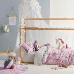 Moondance Pink Duvet Cover - Kids Cove