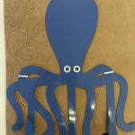 Octopus wall hook - Kids Coe