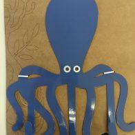 Octopus wall hook - Kids Coe