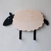 Baby Sheep Wall Hook - Kids Cove