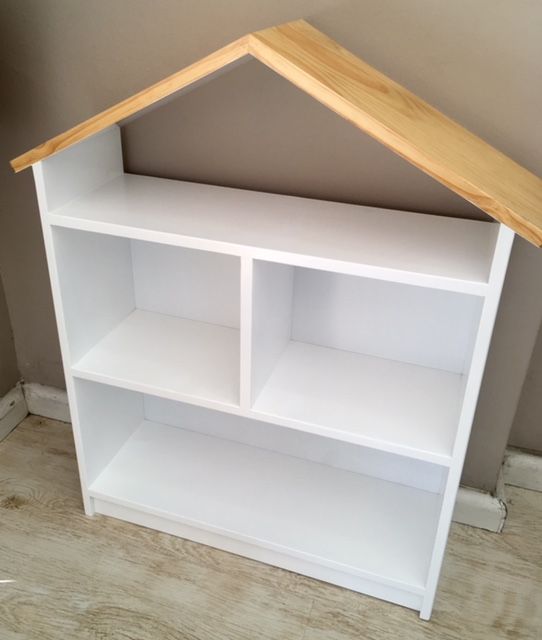 Maya Dollhouse Bookshelf 5