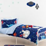 Moon Walk duvet cover - Kids Cove