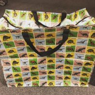 Dinosaur Time Jumbo Shopper - Kids Cove