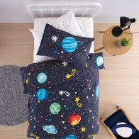 Spaced Out Duvet Cover - Kids Cove